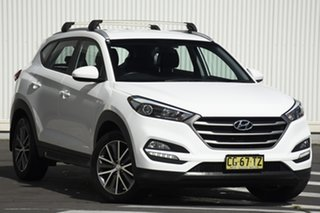 2015 Hyundai Tucson TL Active X 2WD White 6 Speed Sports Automatic Wagon