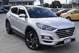 2019 Hyundai Tucson TL3 MY20 Highlander AWD Silver 8 Speed Sports Automatic Wagon.