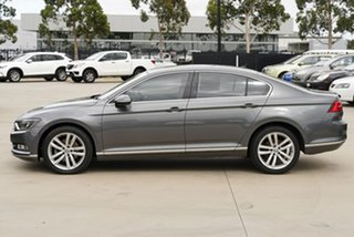 2015 Volkswagen Passat 3C (B8) MY16 140TDI DSG Highline Grey 6 Speed Sports Automatic Dual Clutch