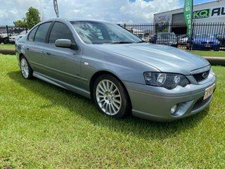 2005 Ford Falcon BA Mk II XR8 Grey 4 Speed Sports Automatic Sedan.