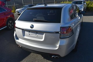 2013 Holden Special Vehicles ClubSport Gen-F MY14 R8 Tourer Billet Silver 6 Speed Sports Automatic