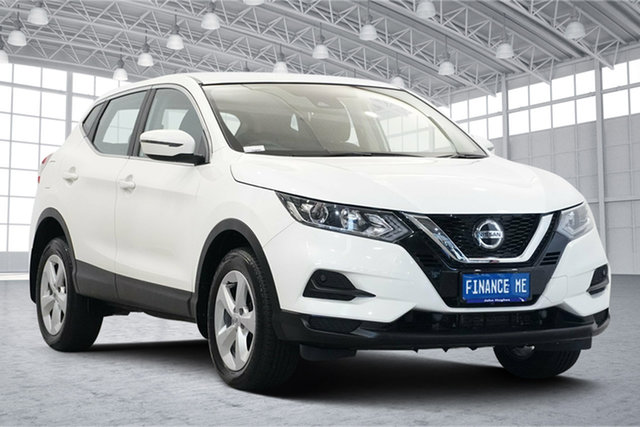 Used Nissan Qashqai J11 Series 2 ST X-tronic Victoria Park, 2019 Nissan Qashqai J11 Series 2 ST X-tronic White 1 Speed Constant Variable Wagon