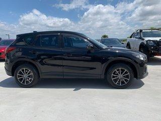 2014 Mazda CX-5 KE1031 MY14 Maxx SKYACTIV-Drive AWD Jet Black 6 Speed Sports Automatic Wagon.