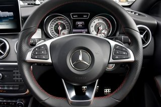 2015 Mercedes-Benz CLA-Class X117 CLA200 Shooting Brake DCT Grey 7 Speed