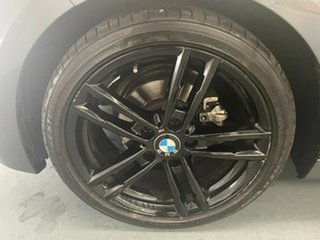 2019 BMW 1 Series F20 LCI-2 118i Steptronic M Sport Mineral Grey 8 Speed Sports Automatic Hatchback