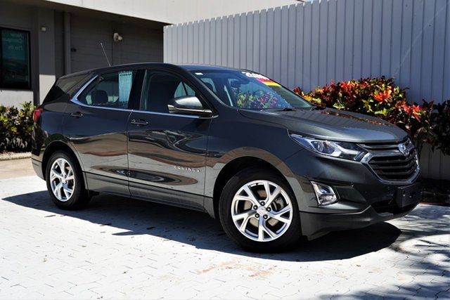 Used Holden Equinox EQ MY18 LT FWD Cairns, 2018 Holden Equinox EQ MY18 LT FWD Grey 9 Speed Sports Automatic Wagon