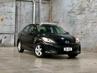 2012 Mazda 3 BL10F2 Neo Activematic Black 5 Speed Sports Automatic Sedan.