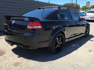 2009 Holden Commodore VE MY09.5 SS Black 6 Speed Manual Sedan.
