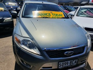 2010 Ford Mondeo MB MY11 Titanium TDCi Silver 6 Speed Sports Automatic Dual Clutch Hatchback.