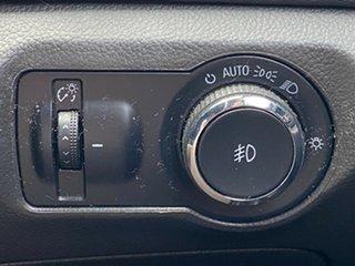 2011 Holden Cruze JH Series II MY11 SRi-V Black 6 Speed Sports Automatic Sedan