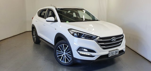 Used Hyundai Tucson TL Active X 2WD Elizabeth, 2015 Hyundai Tucson TL Active X 2WD White 6 Speed Sports Automatic Wagon