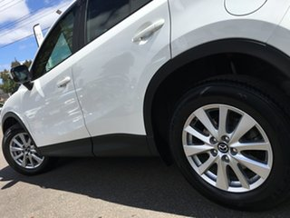 2013 Mazda CX-5 KE1071 MY14 Maxx SKYACTIV-Drive Sport White 6 Speed Sports Automatic Wagon