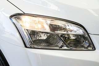2014 Holden Trax TJ LS White 6 Speed Automatic Wagon