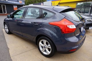 2012 Ford Focus LW Trend PwrShift Midnight Sky 6 Speed Sports Automatic Dual Clutch Hatchback.