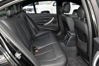 2014 BMW 320d F30 MY0813 320d Black 8 Speed Sports Automatic Sedan