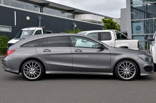 2015 Mercedes-Benz CLA-Class X117 CLA200 Shooting Brake DCT Grey 7 Speed.