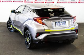 2019 Toyota C-HR NGX10R Koba S-CVT 2WD Shadow Platinum 7 Speed Constant Variable Wagon