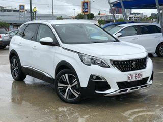 2019 Peugeot 3008 P84 MY19 Allure SUV White 6 Speed Sports Automatic Hatchback.