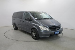 2013 Mercedes-Benz Valente 639 BlueEFFICIENCY Grey 5 Speed Automatic Wagon.