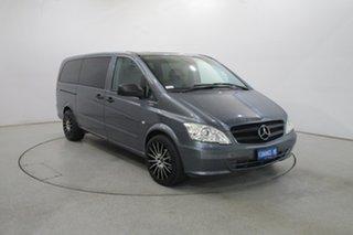 2013 Mercedes-Benz Valente 639 BlueEFFICIENCY Grey 5 Speed Automatic Wagon.