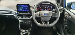 2020 Ford Fiesta WG 2020.25MY ST Performance Blue 6 Speed Manual Hatchback