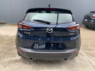 2020 Mazda CX-3 DK2W76 sTouring SKYACTIV-MT FWD Deep Crystal Blue 6 Speed Manual Wagon