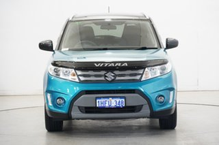 2017 Suzuki Vitara LY RT-S 2WD Turquoise 6 Speed Sports Automatic Wagon.