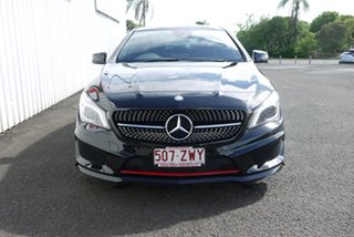 2015 Mercedes-Benz CLA250 117 MY15 4Matic Black 7 Speed Automatic Coupe