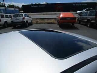 2010 Mercedes-Benz C220 W204 CDI Avantgarde Silver 5 Speed Auto Tipshift Sedan