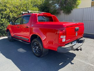 2016 Holden Colorado RG MY16 Z71 Crew Cab Absolute Red 6 Speed Sports Automatic Utility