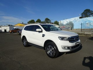 2020 Ford Everest UA II 2020.75MY Trend Arctic White 10 Speed Sports Automatic SUV.