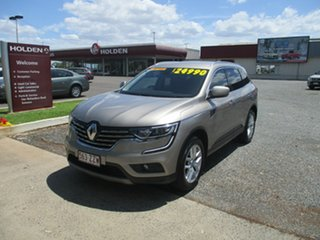 2017 Renault Koleos HZG Zen X-tronic Gold 1 Speed Constant Variable Wagon.