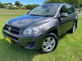 2008 Toyota RAV4 ACA33R MY08 CV Graphite 4 Speed Automatic Wagon.