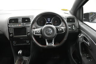 2016 Volkswagen Polo 6R MY16 GTI DSG Grey 7 Speed Sports Automatic Dual Clutch Hatchback