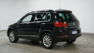2015 Volkswagen Tiguan 5N MY15 132TSI DSG 4MOTION Black 7 Speed Sports Automatic Dual Clutch Wagon.