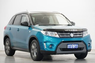 2017 Suzuki Vitara LY RT-S 2WD Turquoise 6 Speed Sports Automatic Wagon