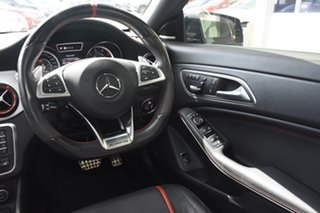 2016 Mercedes-Benz CLA-Class X117 807MY CLA45 AMG Shooting Brake SPEEDSHIFT DCT 4MATIC Black 7 Speed
