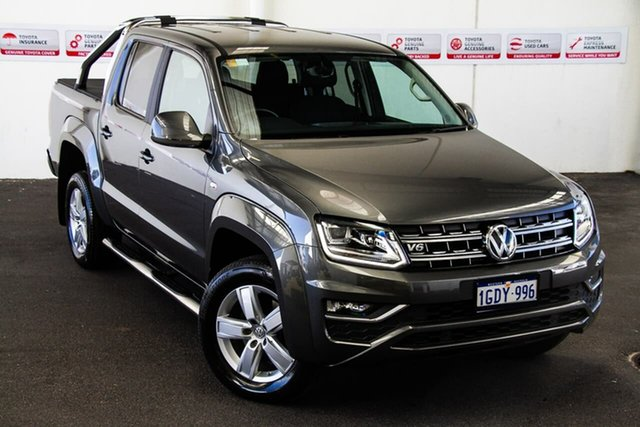 Pre-Owned Volkswagen Amarok 2H MY17 V6 TDI 550 Highline Myaree, 2016 Volkswagen Amarok 2H MY17 V6 TDI 550 Highline 8 Speed Automatic Dual Cab Utility