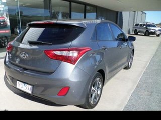 2015 Hyundai i30 GD3 Series 2 Active X Grey 6 Speed Automatic Hatchback