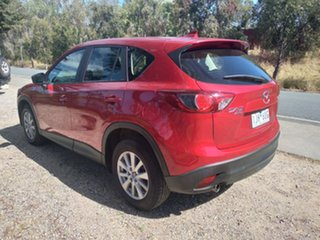 2016 Mazda CX-5 KE1032 Maxx SKYACTIV-Drive i-ACTIV AWD Sport Red 6 Speed Sports Automatic Wagon.