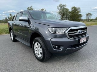 2020 Ford Ranger PX MkIII 2020.25MY XLT Meteor Grey 6 Speed Sports Automatic Double Cab Pick Up.