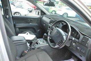 2007 Kia Sorento BL EX Silver 5 Speed Automatic Wagon