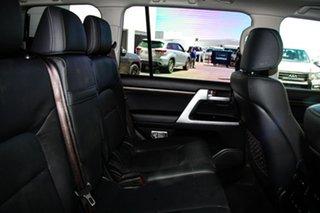 2020 Toyota Landcruiser VDJ200R VX Eclipse Black 6 Speed Sports Automatic Wagon