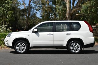 2012 Nissan X-Trail T31 Series IV ST White 6 Speed Manual Wagon