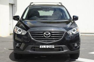 2015 Mazda CX-5 KE1022 Maxx SKYACTIV-Drive AWD Sport Black 6 Speed Sports Automatic Wagon