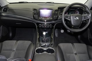 2015 Holden Commodore VF II MY16 SS Green 6 Speed Manual Sedan