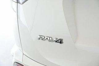 2016 Toyota RAV4 ASA44R Cruiser AWD White 6 Speed Sports Automatic Wagon