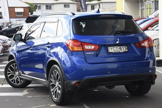 2017 Mitsubishi ASX XC MY17 XLS 2WD Blue 6 Speed Constant Variable Wagon.