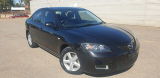 2008 Mazda 3 BK10F2 Neo Black 4 Speed Sports Automatic Sedan.