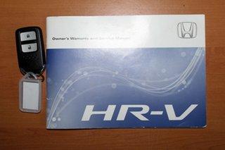 2018 Honda HR-V MY17 VTi-L White 1 Speed Constant Variable Hatchback